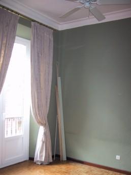 Estado inicial de una habitación