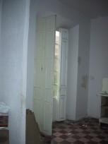 Habitación antes de la rehabilitación