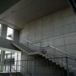 Escalera principal desde planta primera