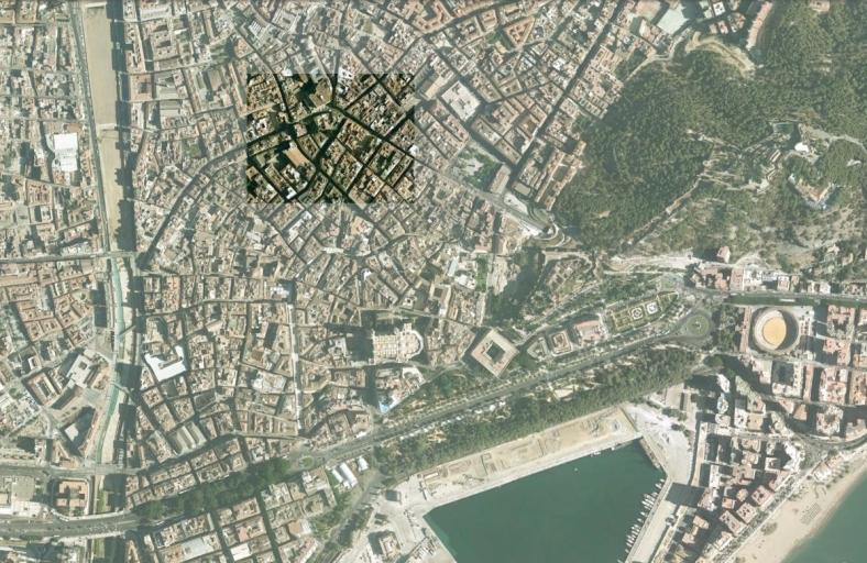 Situación Google Earth