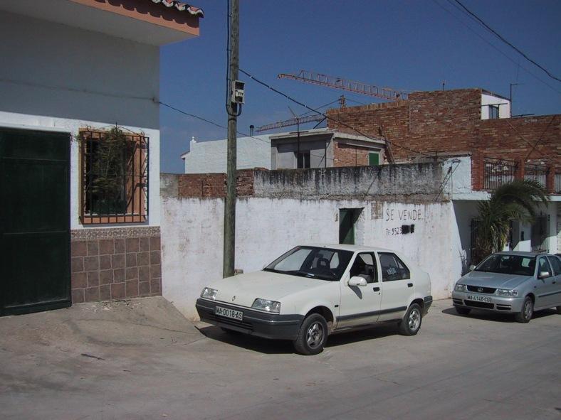 Solar en calle Bachiller Palma 8
