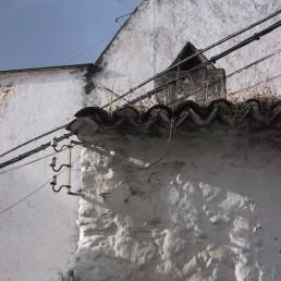 Texturas muro encalado