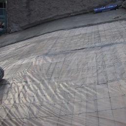 Disposición de mallazo y barrera de vapor [01|12|2005]