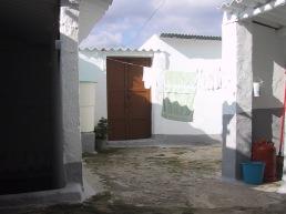 Calle Muro de la Iglesia 12. Patio