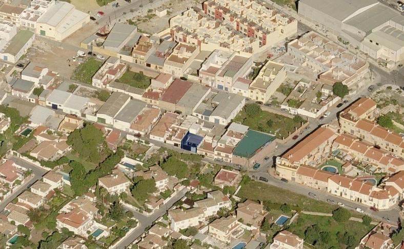 Emplazamiento del solar y entorno urbano