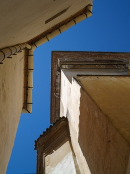 Cielo desde la calle