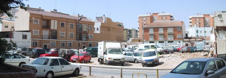 Panorámica desde calle Asalto