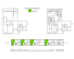 Vivienda tipo 1: dos dormitorios