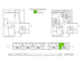 Vivienda tipo 3: dos dormitorios