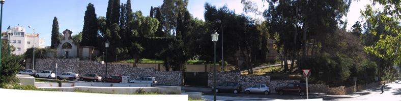 Panorámica de la calle Sierra de Grazalema