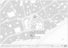 Plano 02 Situación en el barrio de San Pedro