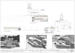 Plano 07 Alzados exteriores