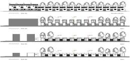 Alzado y secciones generales