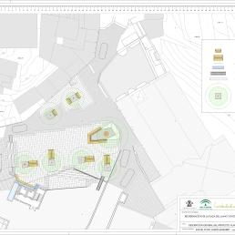 Plano de propuesta: planta