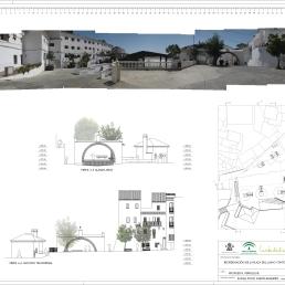 Plano de propuesta: perfiles III